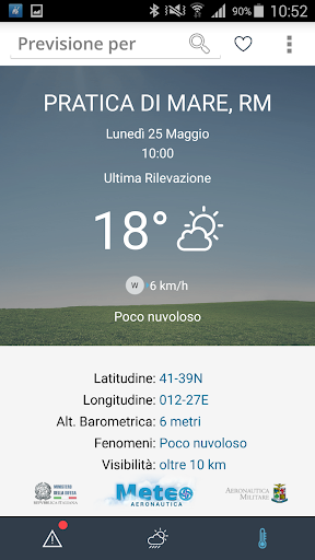 Meteo Aeronautica screenshot 4