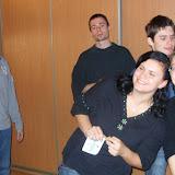 od lewej: Ola, Jarek, Michał, Roma, Michał, Gosia - najedzeni i szczęśliwi:)