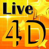 Live 4D in Malaysia Singapore