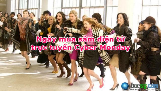 Giải thích ngày Cyber Monday là ngày gì? + Hình 1