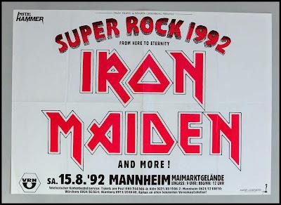 1992-concert-poster-mannheim