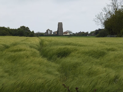 Covehithe church