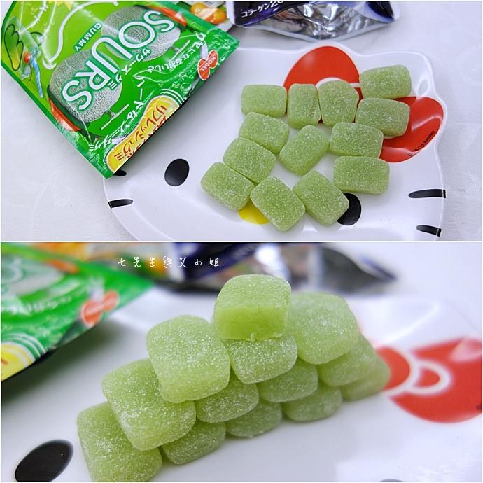 6 日本人氣軟糖推薦 UHA味覺糖 KORORO pure 甘樂鮮果實軟糖