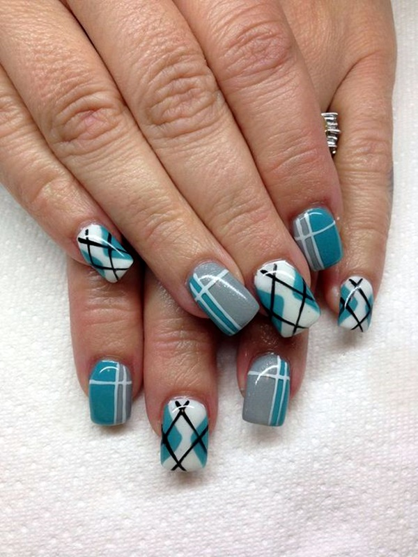 Inspirational Acrylic Nail Art Designs 2018