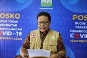 Info Covid-19 Aceh Tanggal 7 Mei 2020 : ODP Naik 6 Kasus, Total ODP 1.926 Kasus