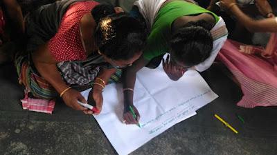 Action Plan at Banderi Gaon, Udalguri