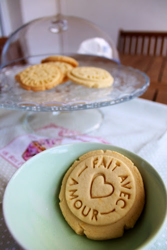 Not 2 late to craft: Galetes de mantega estampades / Stamped butter cookies