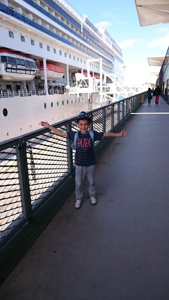 Мальчик, кто твои родители? Круиз из Венеции в неизвестность, MSC Opera, 28.09.15