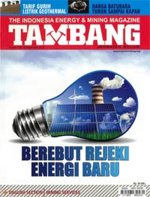 Majalah Tambang Edisi September 2012