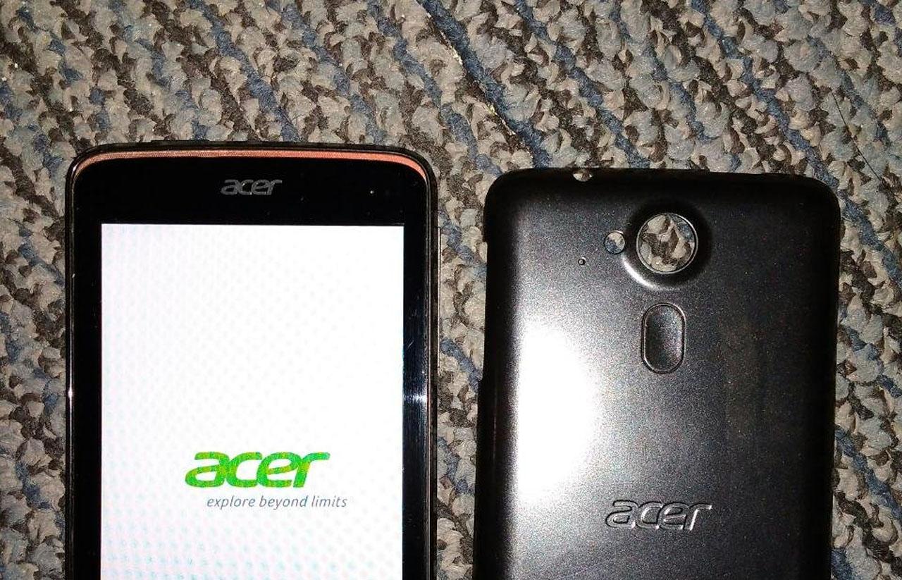 Cara mengembalikan default boot logo acer liquid z4