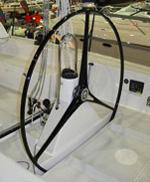 Carbonautica carbon steering wheel