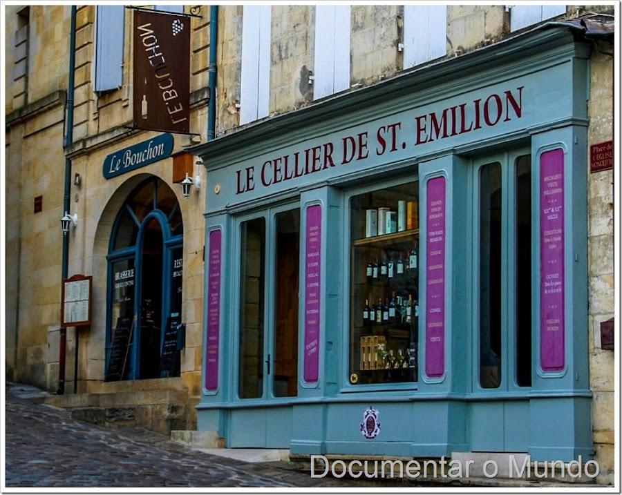 Saint-Émilion, roteiro Saint-Émilion
