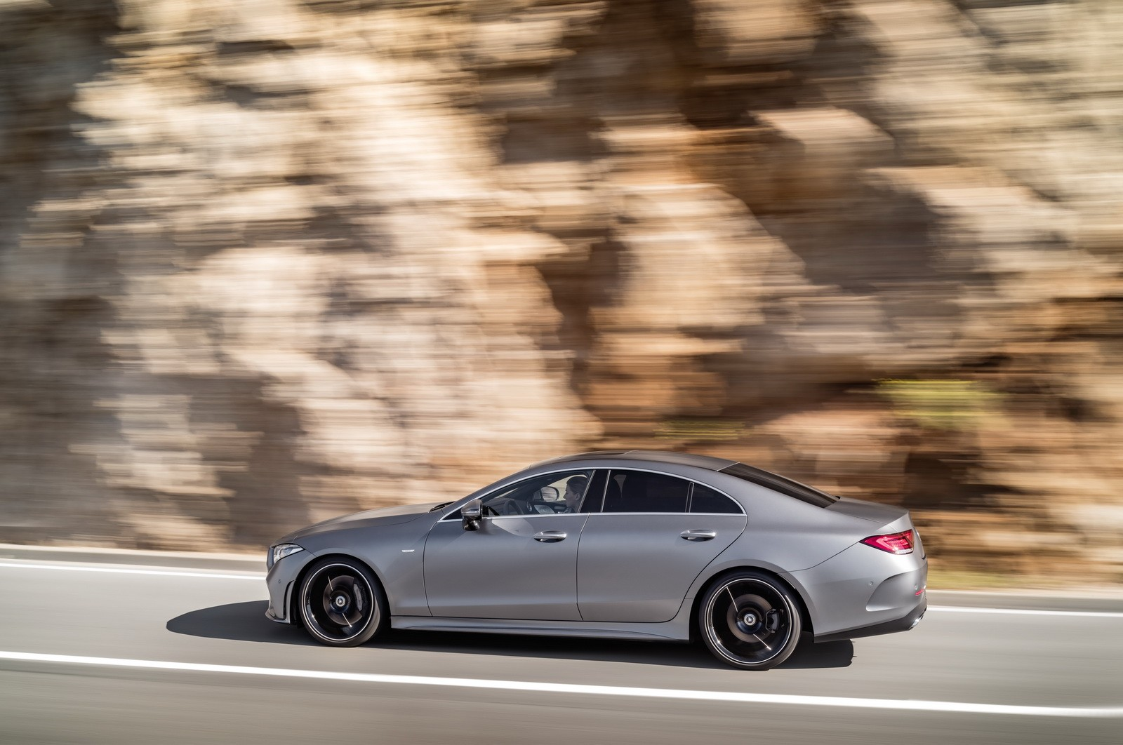 2018 mercedes benz cls going into production in germany. Black Bedroom Furniture Sets. Home Design Ideas