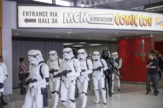 Birmingham Comic Con