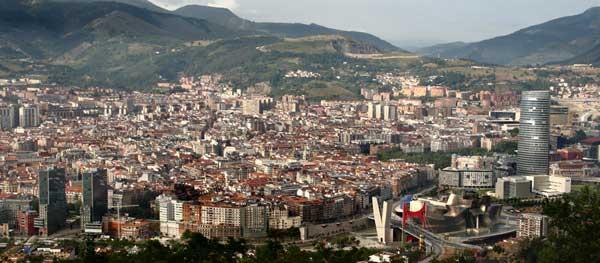 Bilbao, panorámica