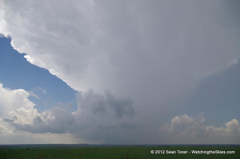 04-14-12 Oklahoma & Kansas Storm Chase - High Risk - IMGP0355.JPG