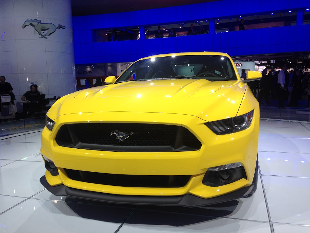 Ford Events at the 2014 NAIAS - 21