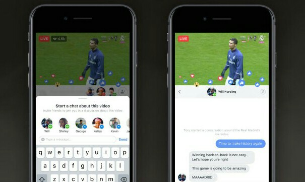 Facebook Rolls Out New Features For Going Live 1