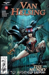 P00004 - Van Helsing Vs The Mummy