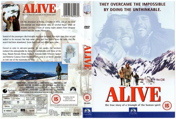 Alive! – Latino, Inglés – DVD9
