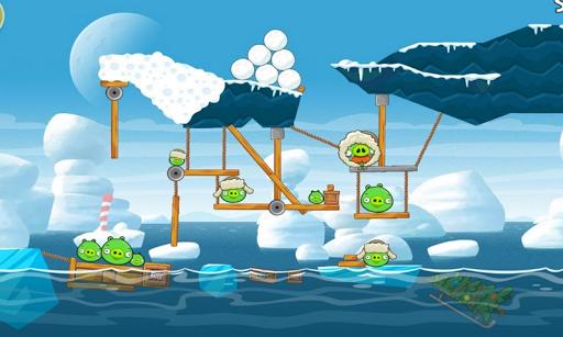 Guide Angry Birds Seasons