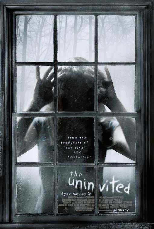 Poster Of The Uninvited (2009) Full Movie Hindi Dubbed Free Download Watch Online At Alldownloads4u.Com