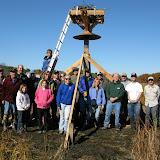 Guilford Salt Meadow Sanctuary Osprey Platform - sfs%252C10-25-09%2Bosprey%2Bplatform%2Binstall%252C114.JPG