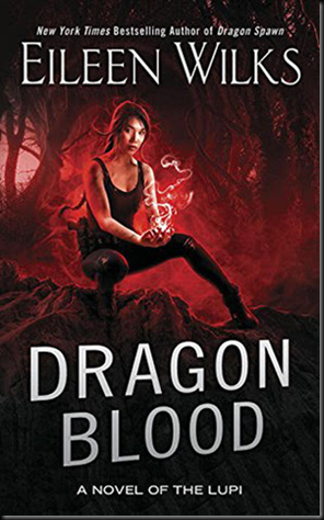 Dragon Blood (World of the Lupi #14) by Eileen Wilks