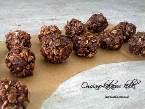 Owsiano-kakaowe kulki