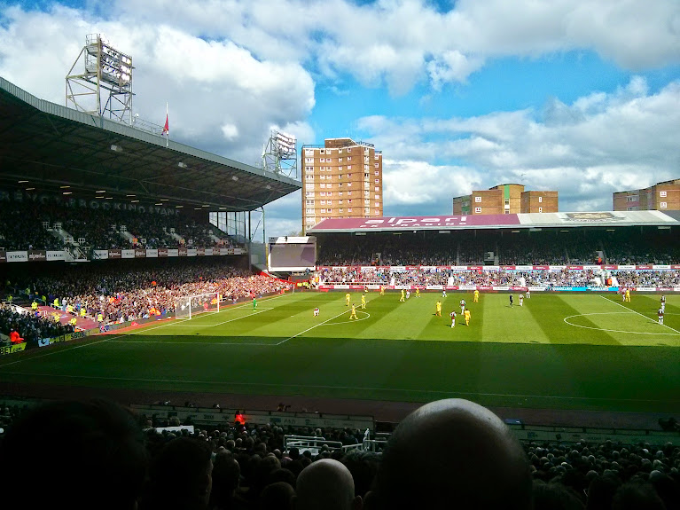 west ham vs crystal palace 2014