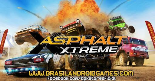 Asphalt Xtreme: Corrida Rally APK OBB Data