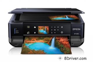 download Epson Expression Premium XP-600 printer's driver