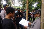 Polisi Kawal Eksekusi Lahan di Janapria, Lombok Tengah