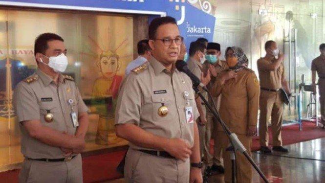 Anies Sebut Pemecatan 8 Anggota Dishub DKI Jakarta Tepat