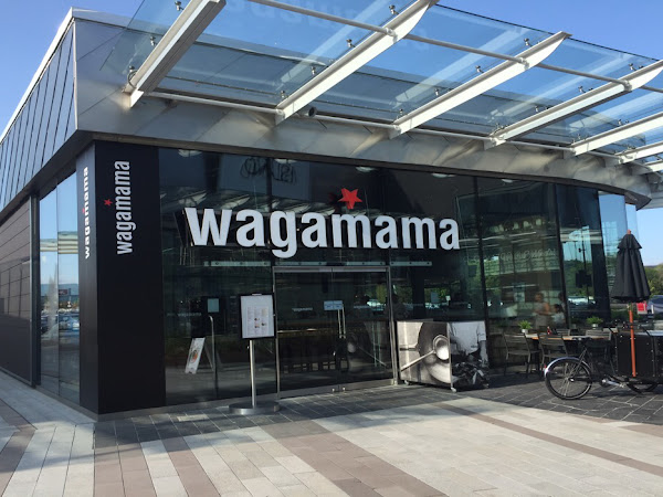 Japanese Food At Wagamama*