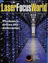 Laser Focus World Dec 2012 Cover