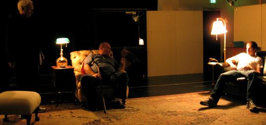 Rehearsing in the Dark