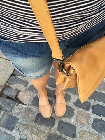 Tan Cross Body Bag Perfection