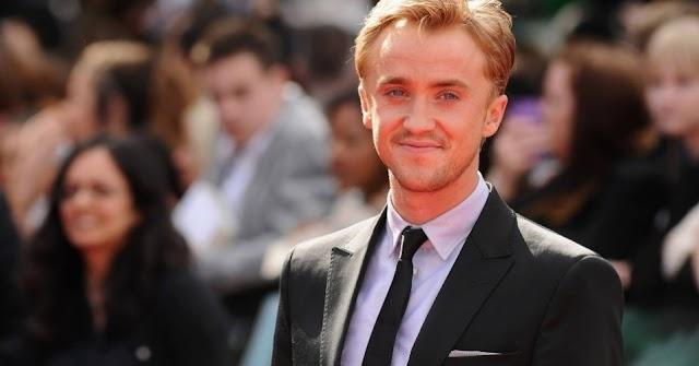 Tom Felton revela que seu avô fez participação especial em 'Harry Potter'