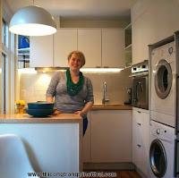 Mẹo bài trí thông minh cho những căn bếp nhỏ dưới 5m²