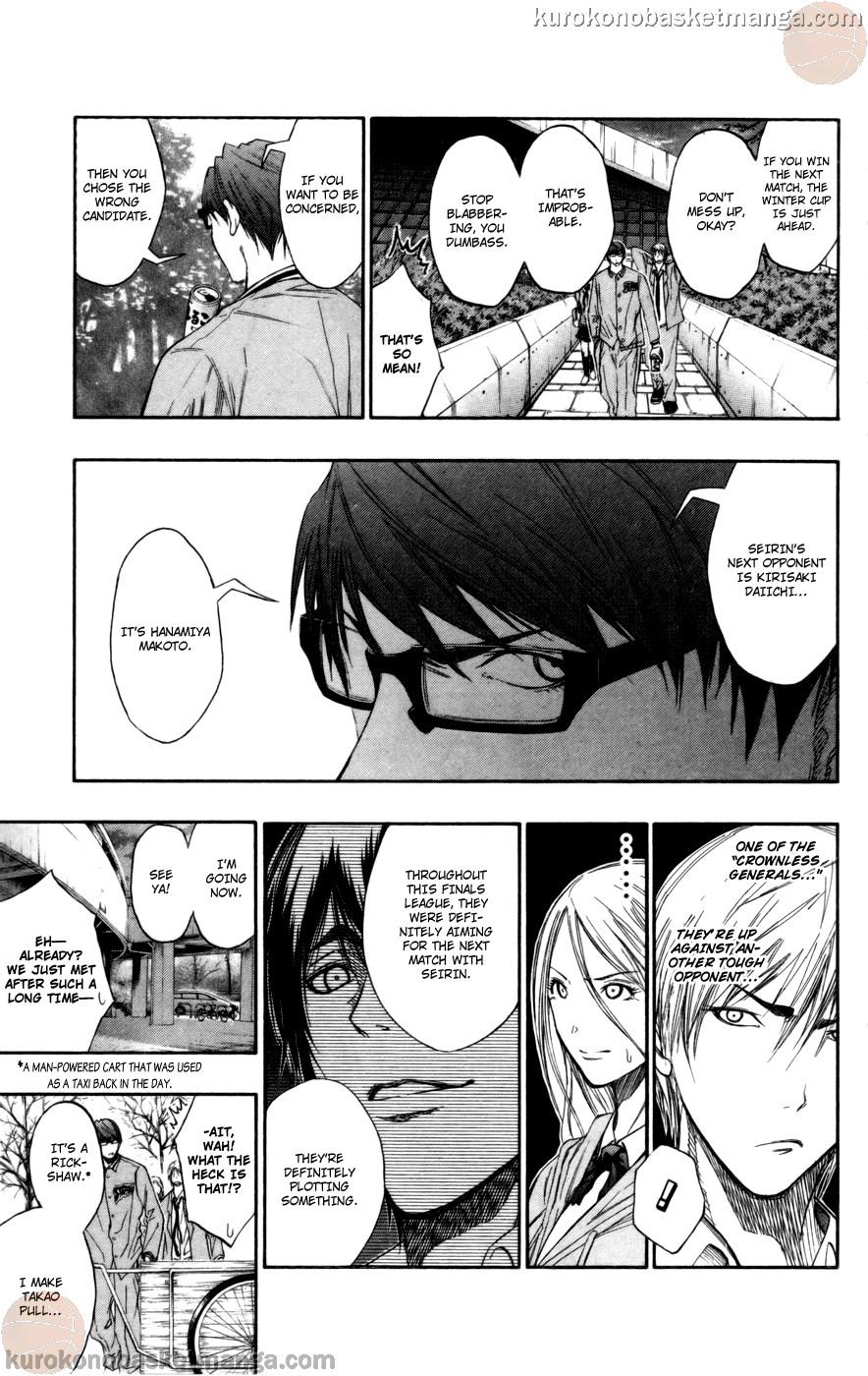 Kuroko no Basket Manga Chapter 93 - Image 13