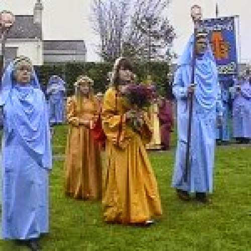 Ostara Spring Equinox Seed Ritual