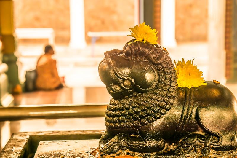 クアラルンプール チャイナタウン スリ・マハ・マリアマン寺院7