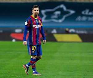 Lionel Messi a-t-il changé d'avis à propos de son avenir?