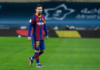 🎥 Lionel Messi pris d'assaut après la victoire en finale de la Coupe du Roi
