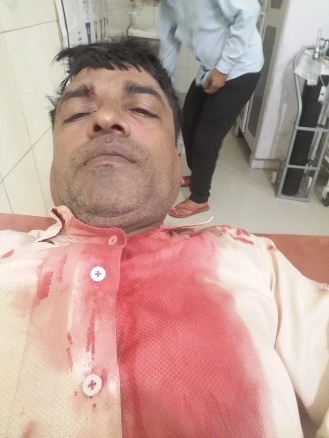 पति पहुंचा अस्पताल, पत्नी के खिलाफ केस दर्ज, हिसार के बरवाला की घटना