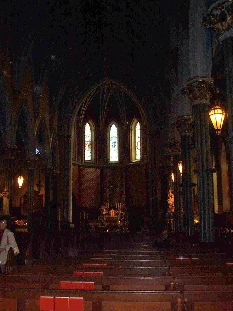St. Mary's - inside 042607