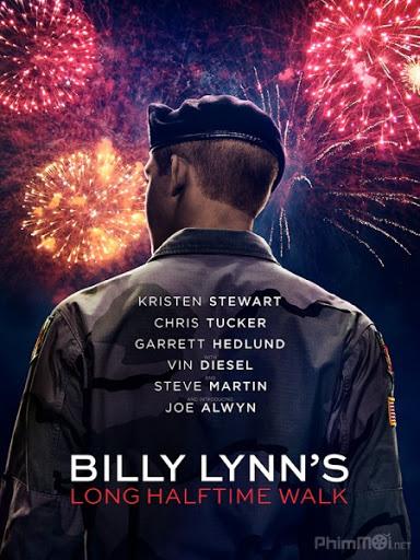 Billy Lynn's Long Halftime Walk - Billy Lynn và Cuộc Chiến Nửa Đời Người