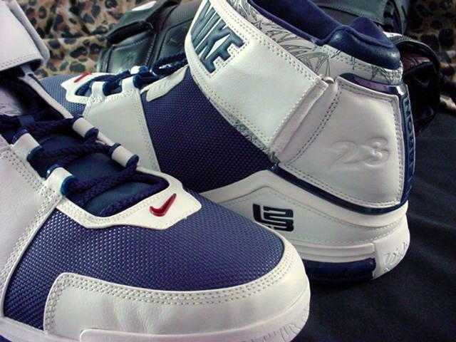 Team Usa Nike Shoes