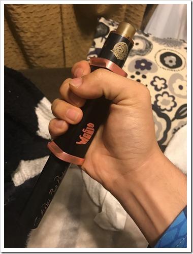 IMG 6381 thumb - 【コラム】Bison MODのエクステンションチューブを買った話と最近話題のノイクリ(Noisy Cricket)についてのお話【抵抗値とか】